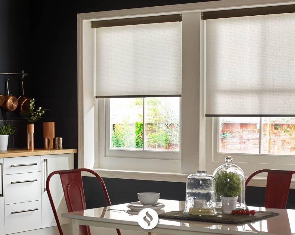 жалюзи шторы на кухню фото тут